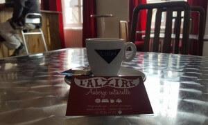 le café Alzire auberge culturelle