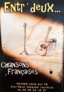 entr'deux - chansons françaises