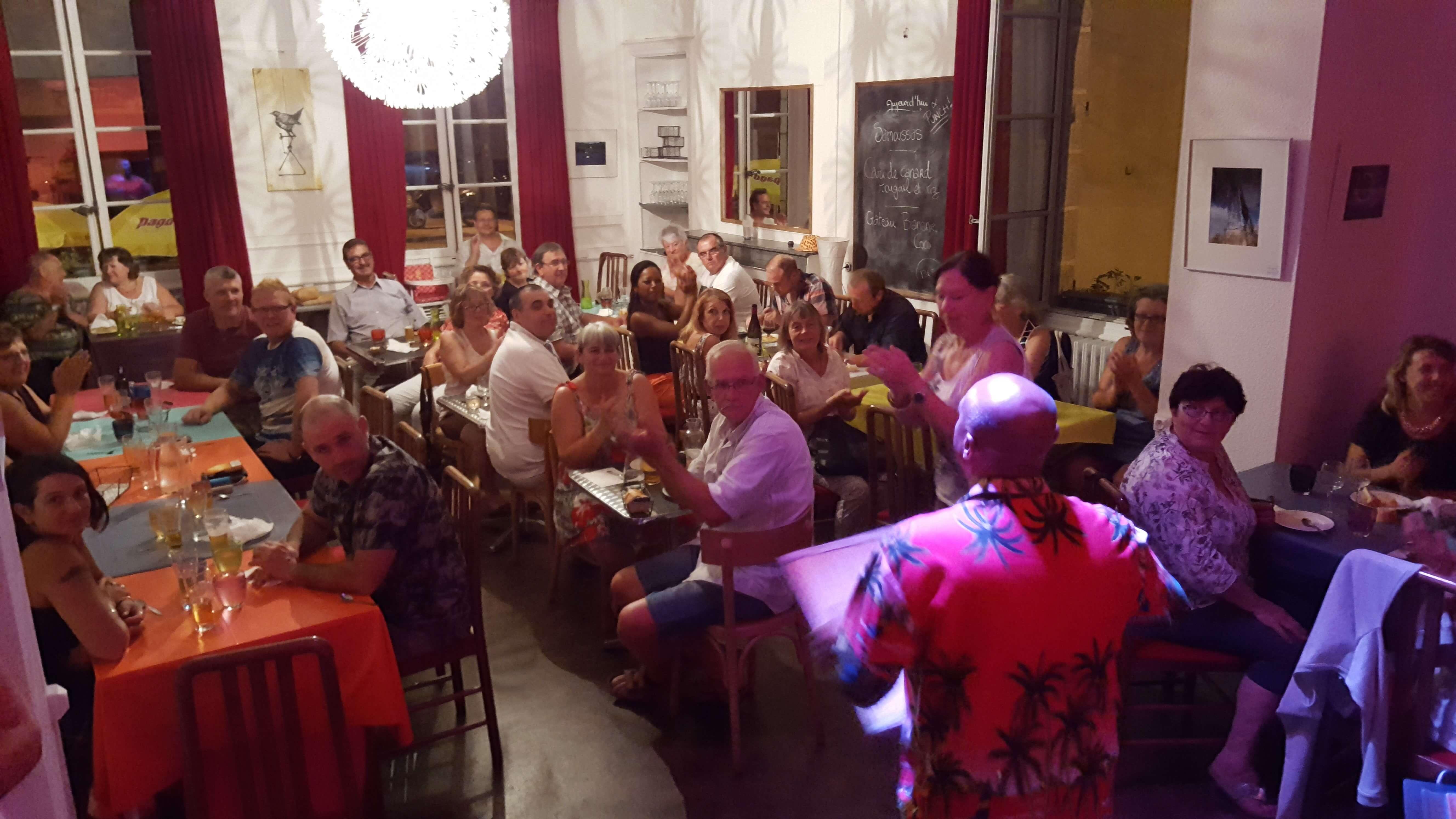 H Ef Bf Bdtel Restaurant Chez Nous